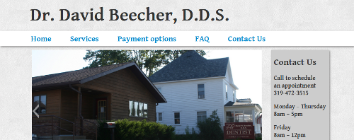 Image of BeecherDentistry.com